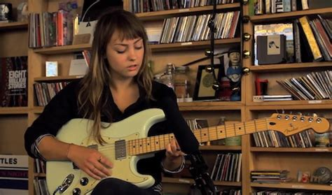 watch angel olsen performing live in the npr office the