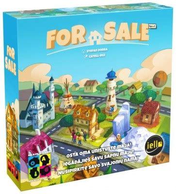 Spēle For Sale
