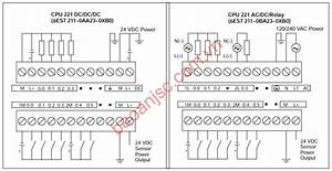 Plc Siemens Cpu221 Series