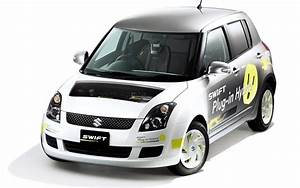 Suzuki Swift Hybride : suzuki swift plug in hybrid concept at a glance ~ Gottalentnigeria.com Avis de Voitures