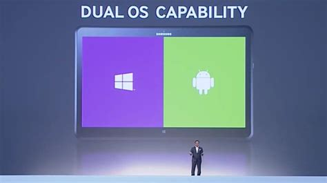 dual window android galaxy tab 2014 edition could dual boot android and windows