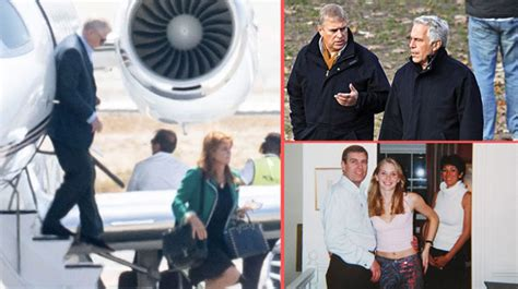 Prince Andrew 'Seen Inside Epstein's House of Horrors ...