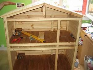 Comment Construire Une Cabane à écureuil : comment fabriquer cabane pour lapins ~ Melissatoandfro.com Idées de Décoration