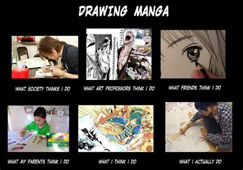 Artist Memes - manga artist meme by nicolelouis on deviantart