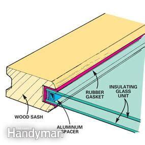 replace insulating glass  family handyman