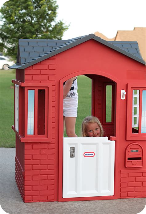 cottage playhouse keeping my cents 162 162 162 tikes cape cottage review