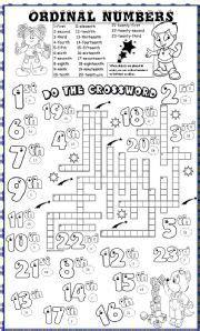 worksheet ordinal numbers imprimibles ordinal numbers worksheets y exercises