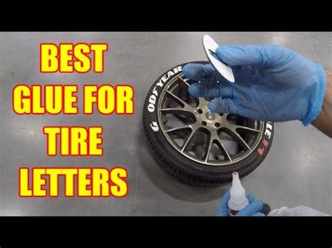 fox opinion on tire stickers best glue for tire stickers or letters trucktalk 26