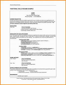 14 beautiful computer skills resume sample resume sample for Computer resume template