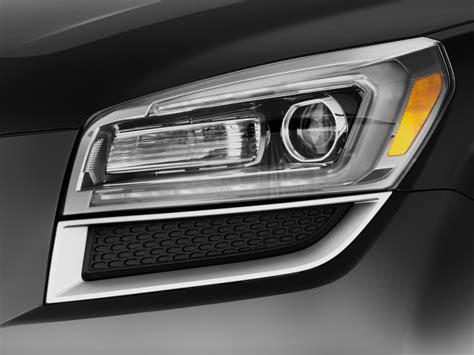 2015 gmc acadia fwd 4 door slt1 headlight
