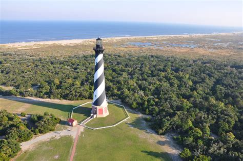 Lighthouses - The Outer Banks - North Carolina Famous ...