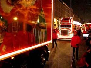 Coca Cola Angebot Berlin : die coca cola weihnachtstrucks in berlin youtube ~ Yasmunasinghe.com Haus und Dekorationen