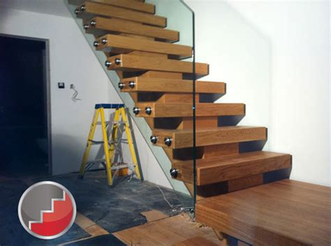 Winder Staircase Regulations by X Vision Oak Staircases Contemporary Oak Staircase