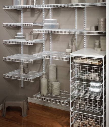 wire shelving  pantry home design ideas pictures