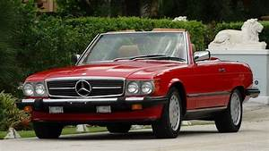 Mercedes Benz Classe Sl Roadster : purchase used 1987 mercedes benz sl class 560sl roadster in brandon florida united states for ~ Maxctalentgroup.com Avis de Voitures