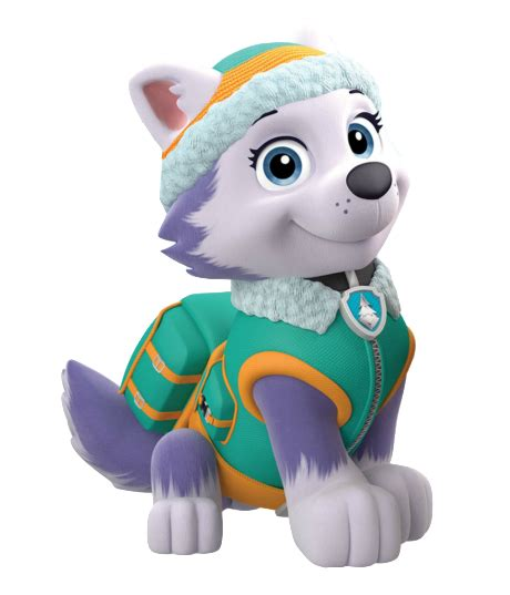 everest jumping paw patrol clipart png image xpaw patrol everest png pagespeed ic lzhno62aeq Unique