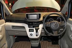 2015 Daihatsu Move Interior
