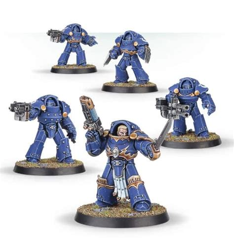 mark iii space marines tartaros terminators unboxing