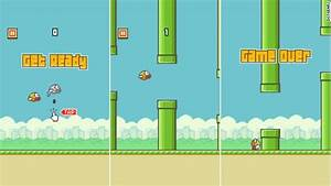 The Maddening Pull Of U002639flappy Birdu002639 Cnn