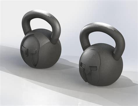 spartan kettle bell kettlebell designs designer cadcrowd