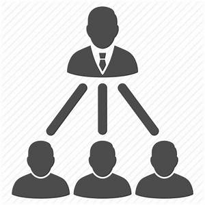 Boss, organization, social network, staff, team, user group, users icon Icon search engine