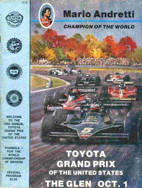 gp united states  racing sports cars