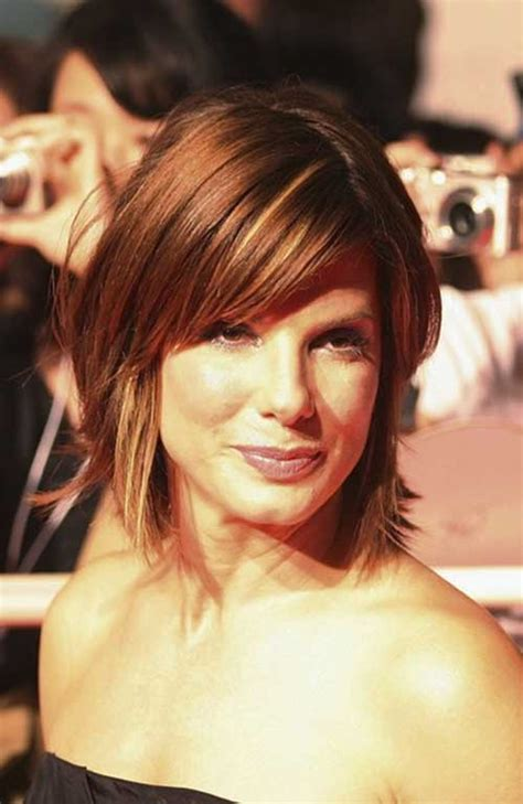 Bob Hairstyle With Side Fringe by 20 Best Bob Hairstyles With Fringe Bob Hairstyles 2018