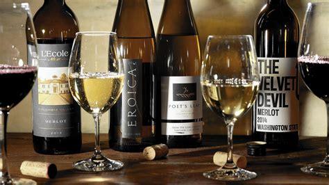 washington wine state wines