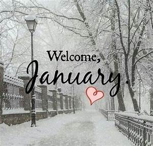 Welcome January Pictures, Photos, and Images for Facebook ...