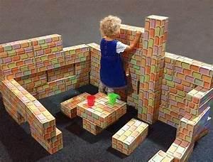 Stavebnice domu pro děti