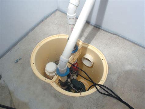 Basement Sewage Pump Smalltowndjscom