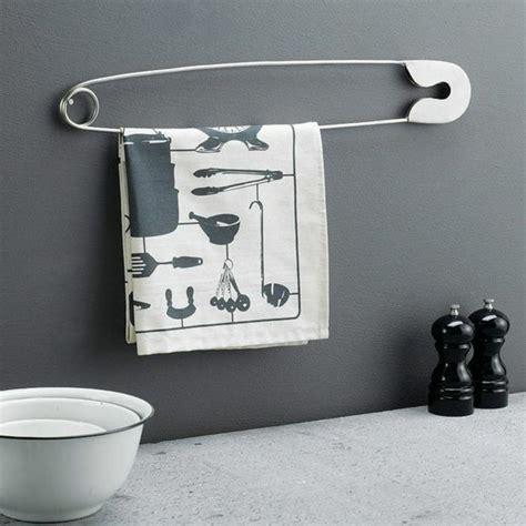 cuisine inox ikea le porte serviette en 40 photos d 39 idées pour votre salle