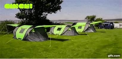 Tent Pop Cinch Solar Power Honest Led