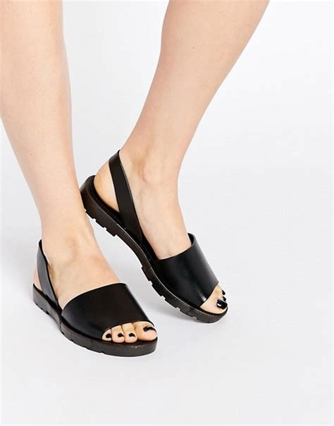 designer jelly sandals asos asos frenchy jelly sandals