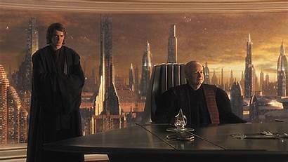 Wars Star Sith Revenge Episode Palpatine Anakin