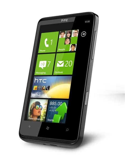 htc quot equally quot focusing on android and windows phone 7
