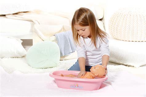 Win A My Little Baby Born® Bathing Fun Doll!