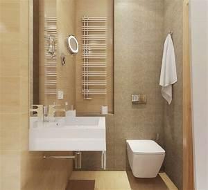 deco appartement petit espace idees design et modernes With salle de bain petit espace design