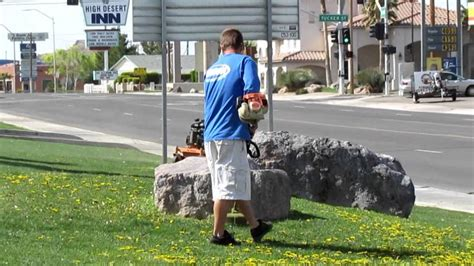 what is landscaping work landscaping business in action how to get the job done youtube