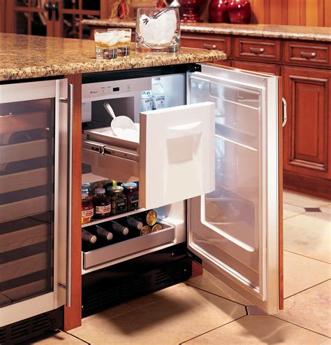 zibshss monogram bar refrigerator module  monogram collection