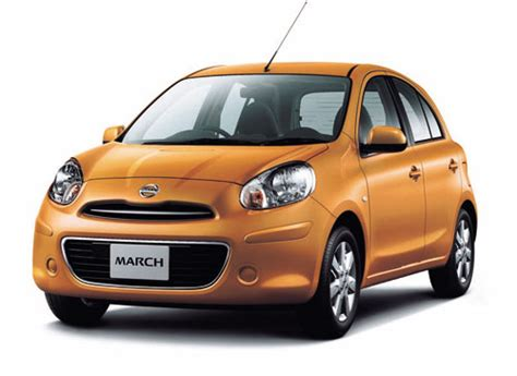 nissan march  reviews news specs buy car