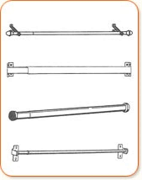 curtain rods are kirsch drapery hardware components with
