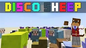 Minecraft 174 Jeb39s Disco Sheep YouTube