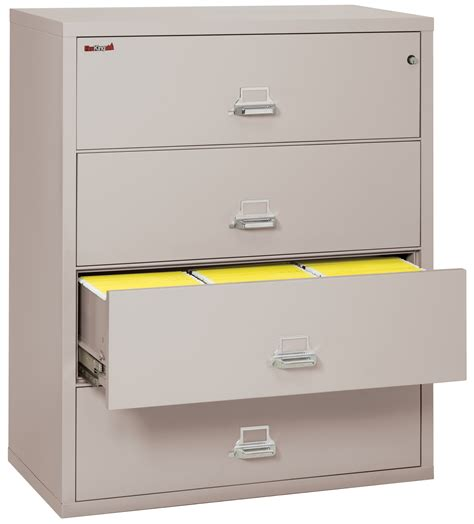 fireproof lateral file cabinet fireproof lateral file cabinets fireking fireproof 3