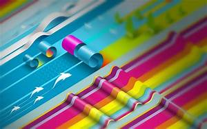 40+ free colorful wallpapers to spice up your desktop