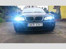 FULL HD Xenon philips d2s 6000k ultra blue w e46 320d