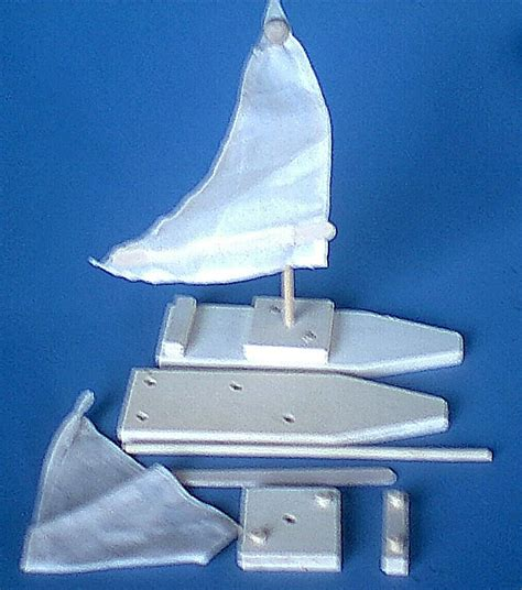Toy Boat Making Kit by Wood How To Make A Toy Sailboat Pdf Plans