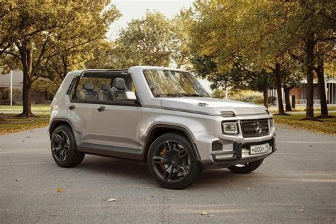 Actual vehicle price may vary by dealer. 2021 Mercedes Benz G Class Mini Review - SUVs Daily