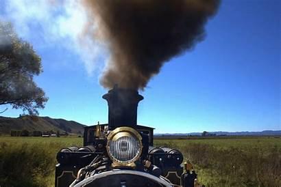 Steam Train Gisborne Nz Station Engine Zealand