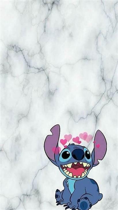 Stitch Disney Wallpapers Cartoon Iphone Phone
